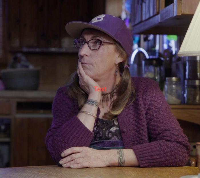 In rural New Brunswick, a transgender woman charts a new path.